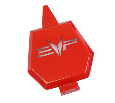 EVO Powersports Can-Am Maverick X3 Rear Valance Block Off Plate w/ Hardware Red 300DC0088