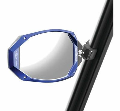 Seizmik Photon Side View Sport Mirrors Trim Kit Blue 19020