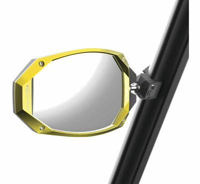 Seizmik Photon Side View Sport Mirrors Trim Kit Yellow 19022