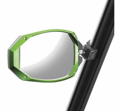 Seizmik Photon Side View Sport Mirrors Trim Kit Green 19021