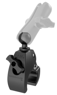 RAM Mounts Tough-Claw Small Clamp Base with Ball RAP-B-400U