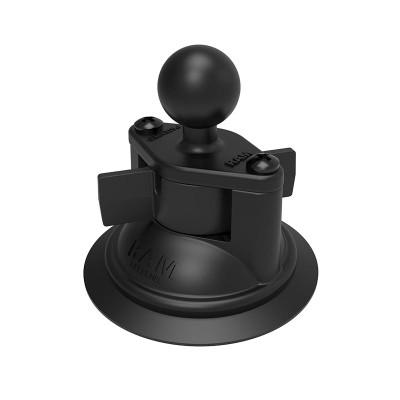 RAM Mounts Twist-Lock Suction Cup Base with Ball RAM-B-224-1U