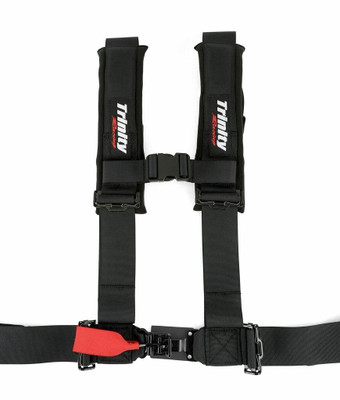 Trinity Racing Harness 4 Point Sewn 3 Inch TR-H401