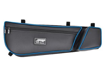 PRP Seats Can-Am Maverick X3 Stock Door Bags Blue E60-225