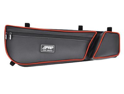 PRP Seats Can-Am Maverick X3 Stock Door Bags Red E60-231