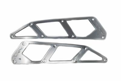 Viper Machine Kawasaki Teryx KRX 1000 Billet FrogSkin Intake Covers KAW-0112-00-00