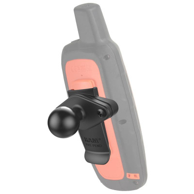 RAM Mounts Spine Clip Holder with Ball for Garmin Handheld Devices RAM-B-202-GA76U