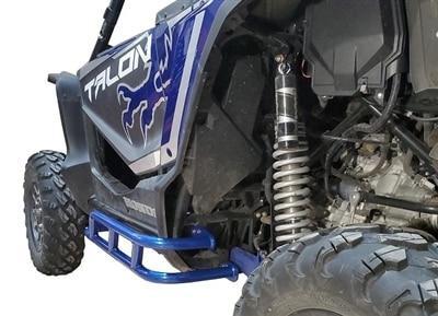 Tab Performance Honda Talon 1000R/X Rock Sliders Black 415-2020-BLK