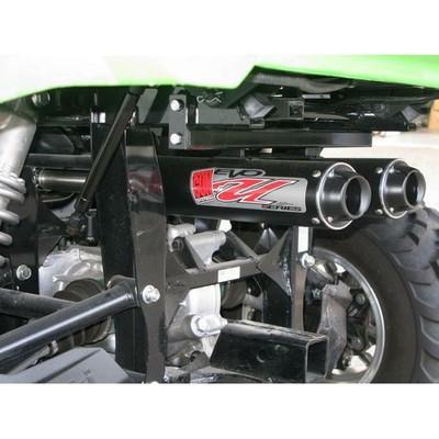 Big Gun Exhaust Kawasaki Teryx 750 Evo U Dual Slip On 2008-2013 12-4662