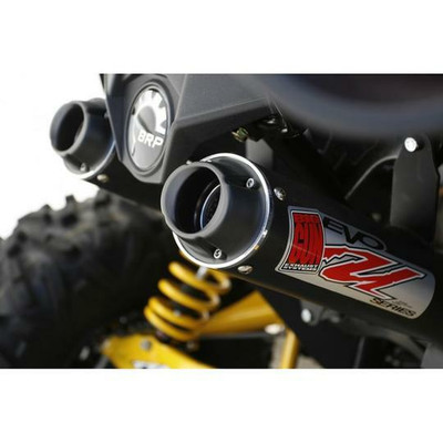 Big Gun Exhaust Can Am Maverick Turbo 1000 Evo U Dual System 2013-2018 12-6942