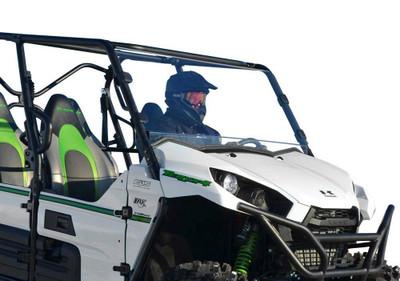 SuperATV Kawasaki Teryx 800 Full Windshield WS-K-TRX4-001-75
