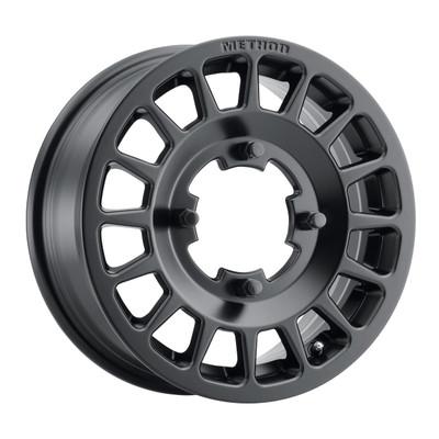 Method Race Wheels MR407 14x7 4x156 Matte Black MR40747046552