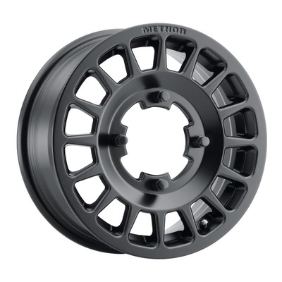 Method Race Wheels MR407 15x6 4x156 Matte Black MR40756046551