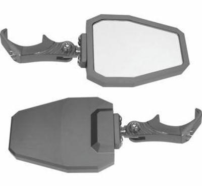 ModQuad Racing Bezel Side Mirror Pro Fit Grey 375947
