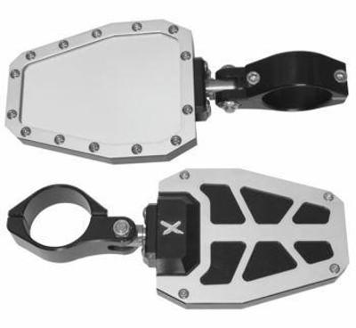 ModQuad Racing Can-Am Maverick X3 Bezel Side Mirror 1.875 Aluminum 379921