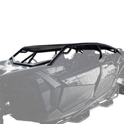 Thumper Fab Can-Am X3 MAX Roll Cage Hi-Brow 2020 Raw TF050203-X-H