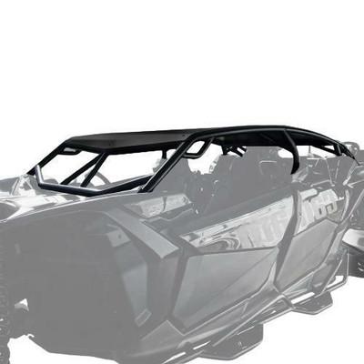 Thumper Fab Can-Am X3 MAX Roll Cage Hi-Brow 2020 Black TF050203-BK-H