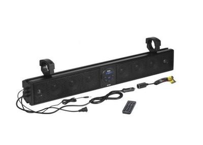 Boss Audio IPX5 Rated ATV/UTV Sound bar Audio System Non-RGB 36 BRT36A