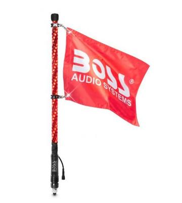"""Boss Audio LED Whip Antenna (24"""") (WP2)"""