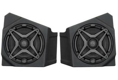 SSV Works Kawasaki Teryx KRX Front Kick Speaker Pods KX-F65