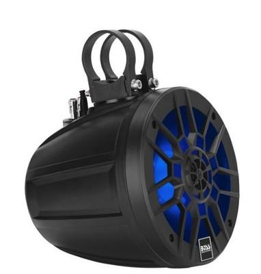 Boss Audio 6.5 2-Way 600W Waketower Speaker RGB MPWT60RGB