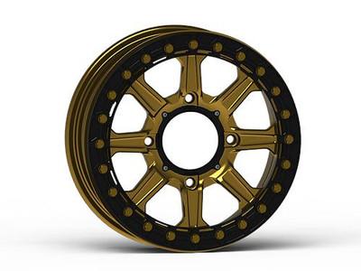 Innov8 Racing G500 Beadlock UTV Wheel 4x136 INV8-G500-136