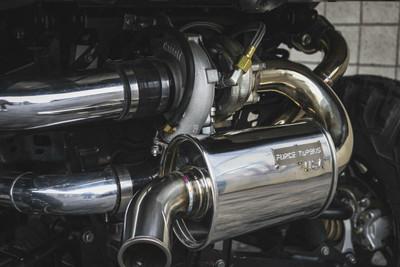 Force Turbos Polaris Ranger AC Unit Turbo System 21652