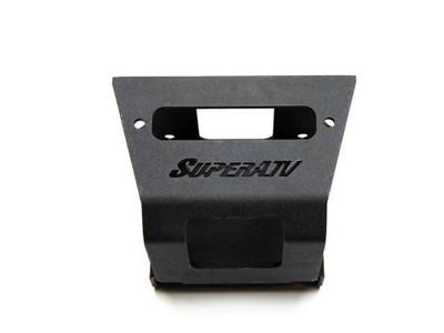 SuperATV Polaris Sportsman XP Winch Mounting Plate WM-P-SPTXP-001-00#XP
