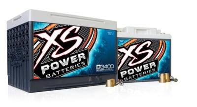 XS Power Batteries 6V AGM Battery D6V-38