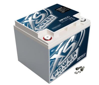 XS Power Batteries 12V AGM Battery 1500A XP1500