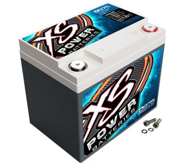 XS Power Batteries D975 12V AGM Battery 2100A D975