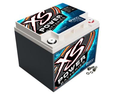 XS Power Batteries D1200 12V AGM Battery 2600A D1200