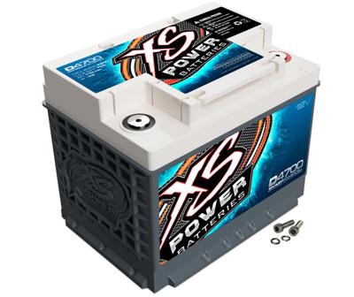 XS Power Batteries D4700 12V AGM Battery 2900A D4700