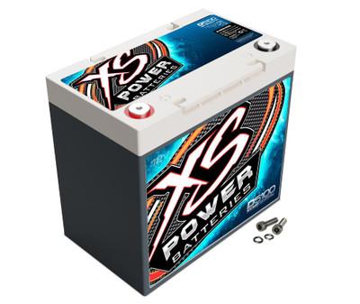 XS Power Batteries D5100 12V AGM Battery 3100A D5100