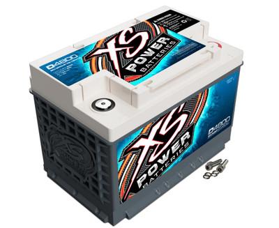 XS Power Batteries D4800 12V AGM Battery 3000A D4800