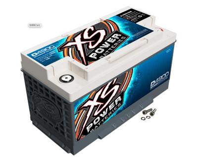 XS Power Batteries D4900 12V AGM Battery 4000A D4900