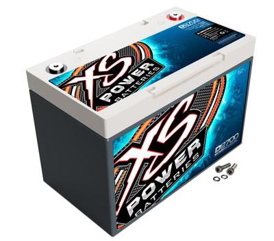 XS Power Batteries D2700 12V AGM Battery 4300A D2700