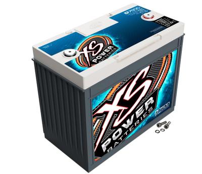 XS Power Batteries D7500 12V AGM Battery 6000A D7500