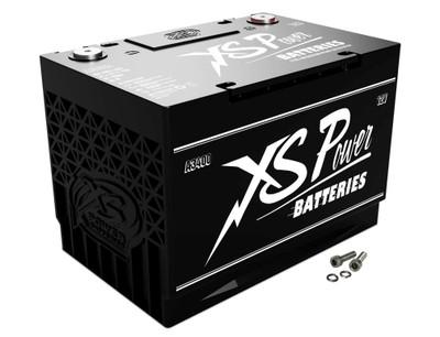 XS Power Batteries A3400 12V AGM Battery 3300A A3400