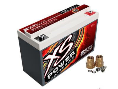 XS Power Batteries S375 12V AGM Battery 800A S375