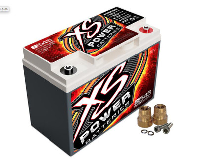 XS Power Batteries S545 12V AGM Battery 800A S545