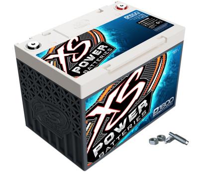 XS Power Batteries D1600 16V AGM Battery 2400A D1600