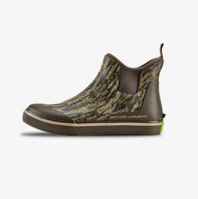 Gator Waders Mens Camp Boots Mossy Oak Bottomland HCBBL8