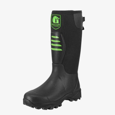 Gator Waders Mens Uninsulated Everglade 2.0 Boots Lime MUEBL28