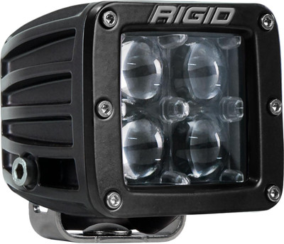 Rigid Industries D-Series Pro Hyperspot Surface Mount 503713