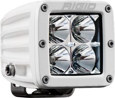 Rigid Industries D-Series Pro Hybrid Flood Surface Mount White Housing 601113