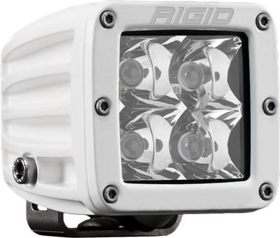 Rigid Industries D-Series Pro Hybrid Spot Surface Mount White Housing 601213