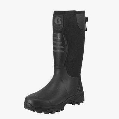 Gator Waders Mens Uninsulated Everglade 2.0 Boots Grey MUEBG8