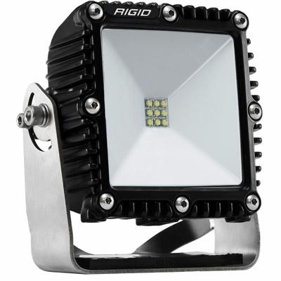 Rigid Industries DC Power Scene Light 115 Degree Black Housing 4X4 681113
