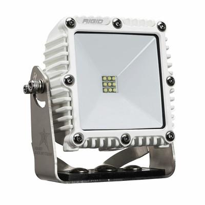 Rigid Industries DC Power Scene Light 115 Degree White Housing 4X4 681213